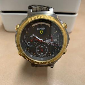{{Ferrari Formula Quartz Chronograph Watch}}